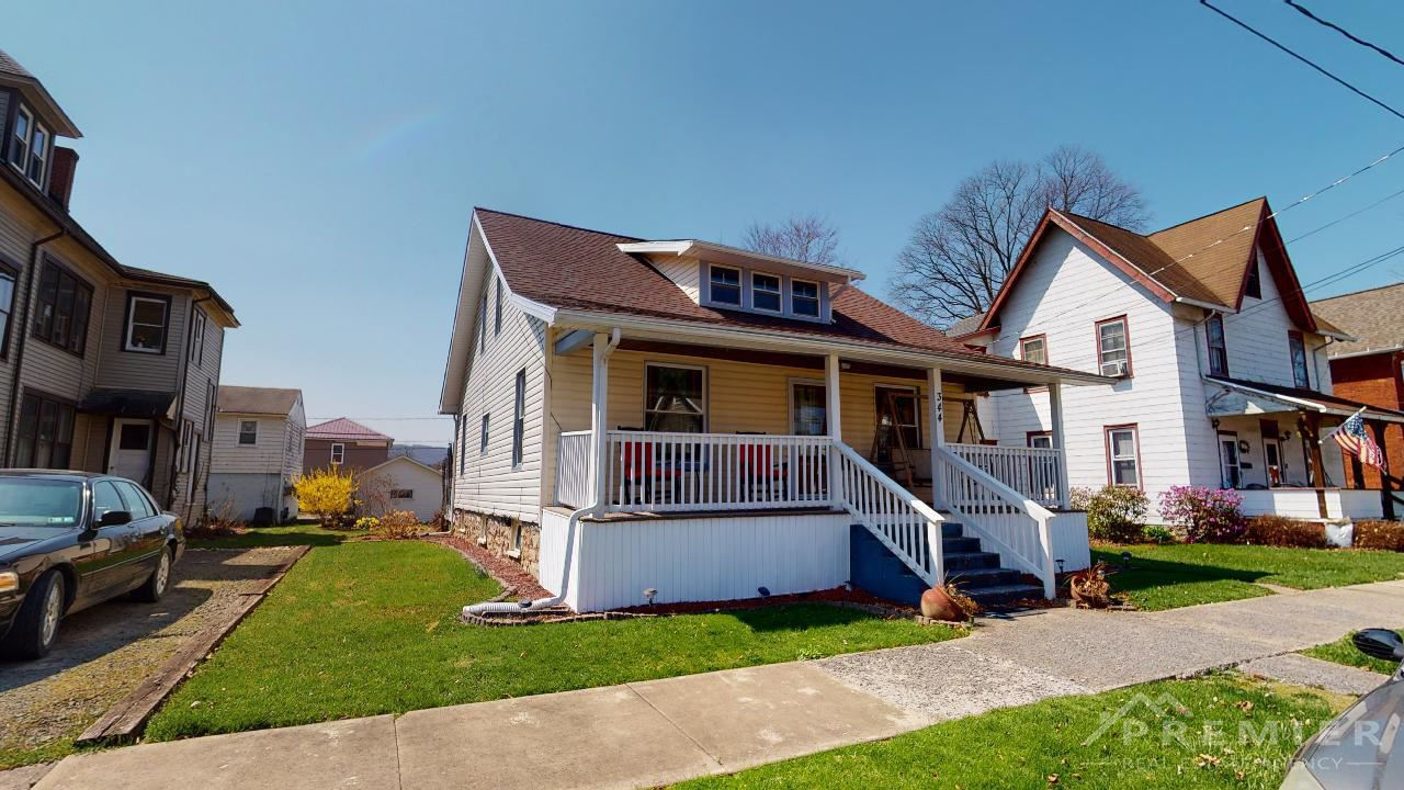344 PERCY STREET, South Williamsport, PA 17702 - #: WB-92265