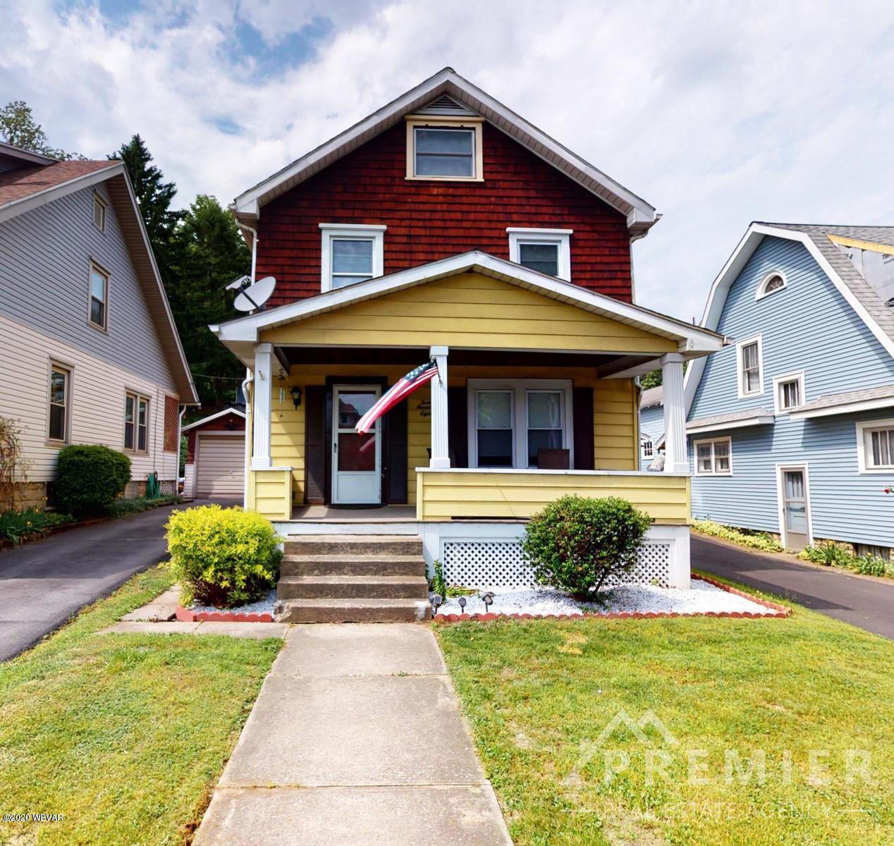 1208 HIGH STREET, Williamsport, PA 17701 - #: WB-90273