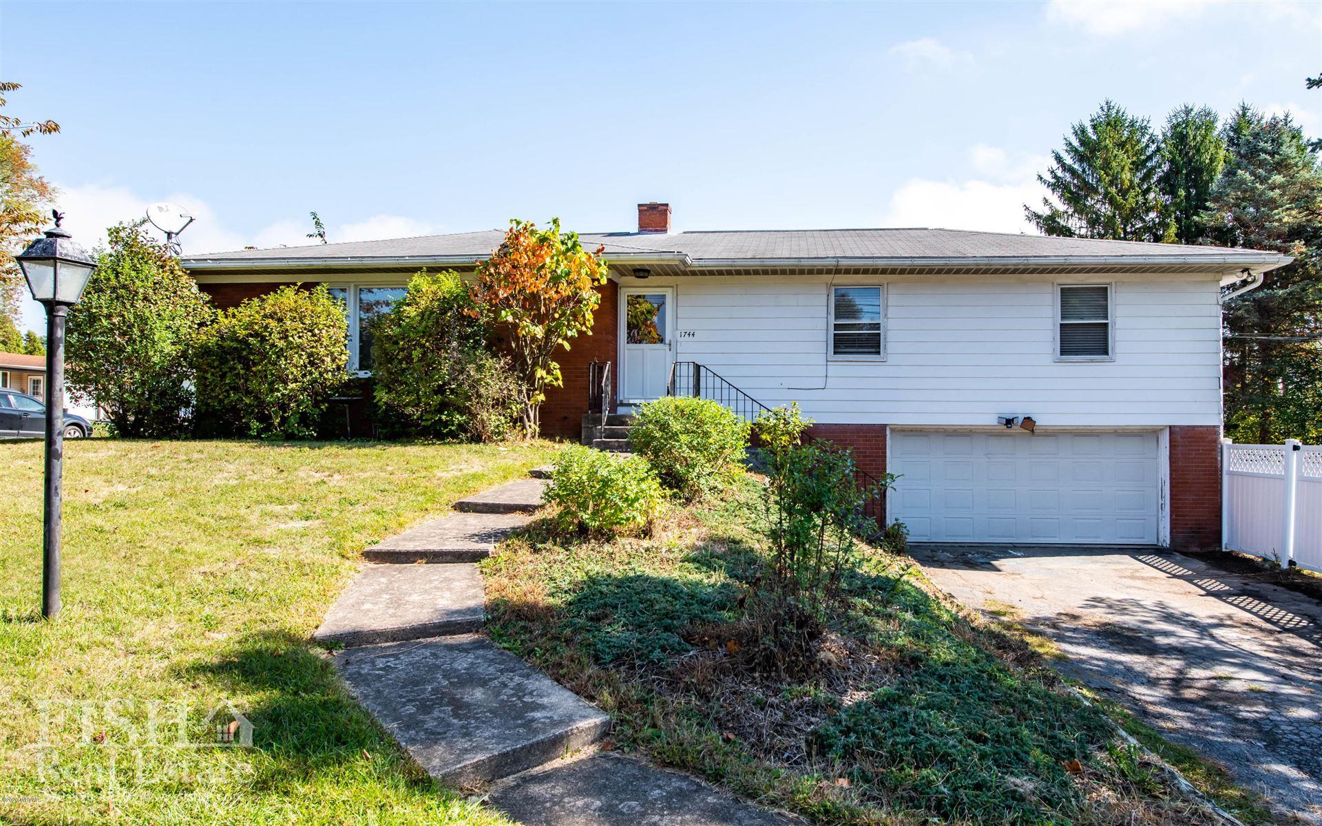 1744 DORIS AVENUE, Williamsport, PA 17701 - #: WB-91277