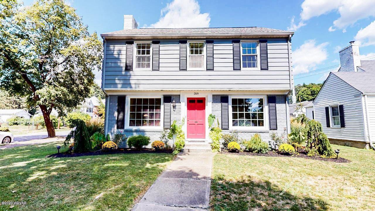 318 HIGHLAND TERRACE, Williamsport, PA 17701 - #: WB-92279