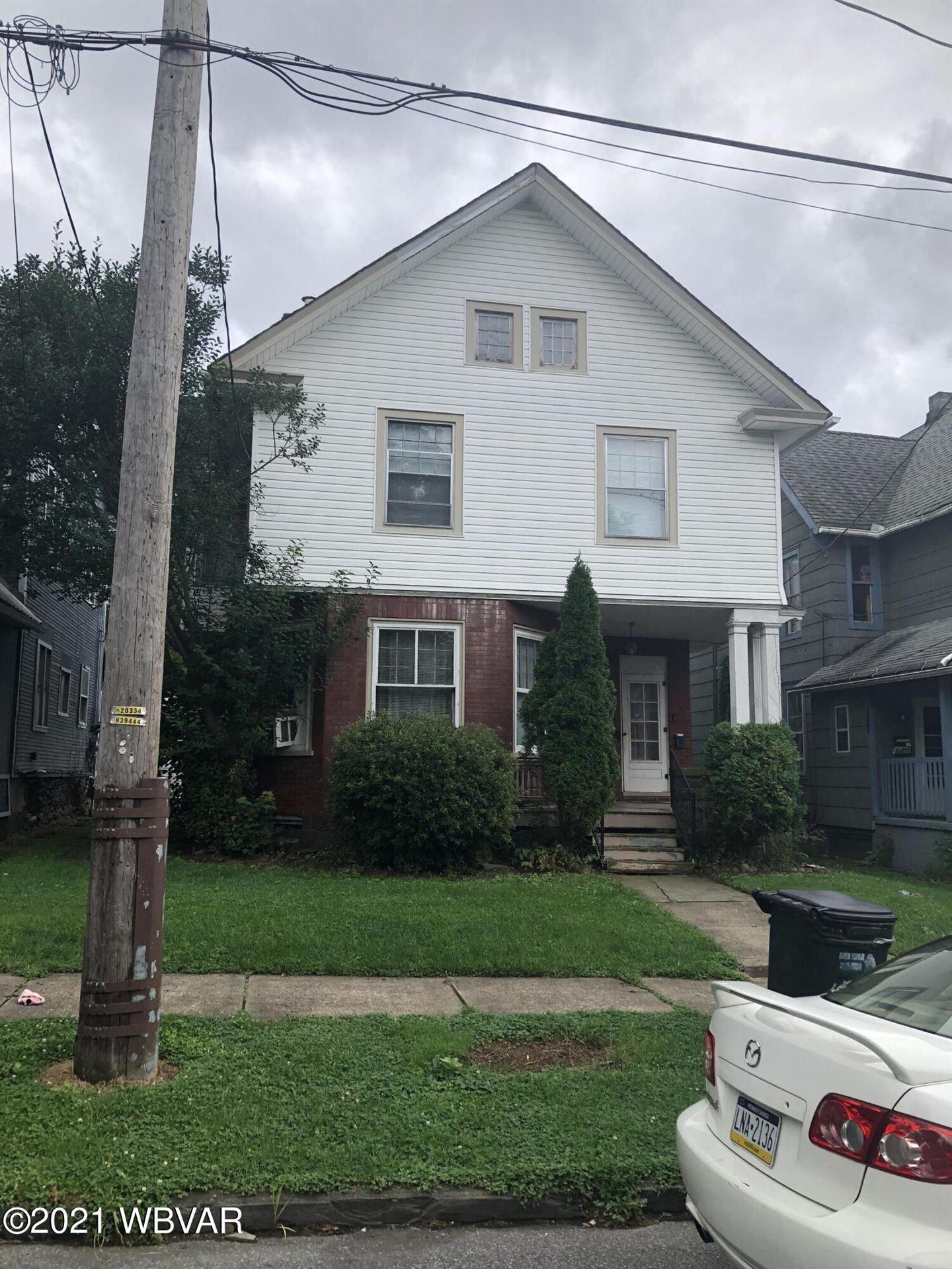 425 LOUISA STREET, Williamsport, PA 17701 - #: WB-93279