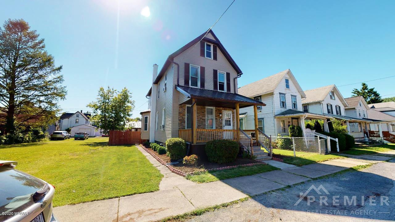 631 THIRD AVENUE, Williamsport, PA 17701 - #: WB-90281