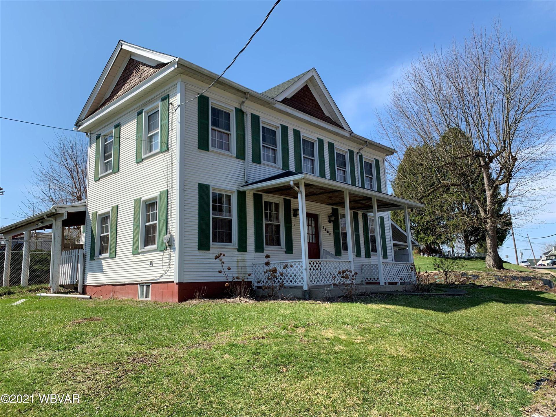 1503 ALLEGHENY STREET, Jersey Shore, PA 17740 - #: WB-92287