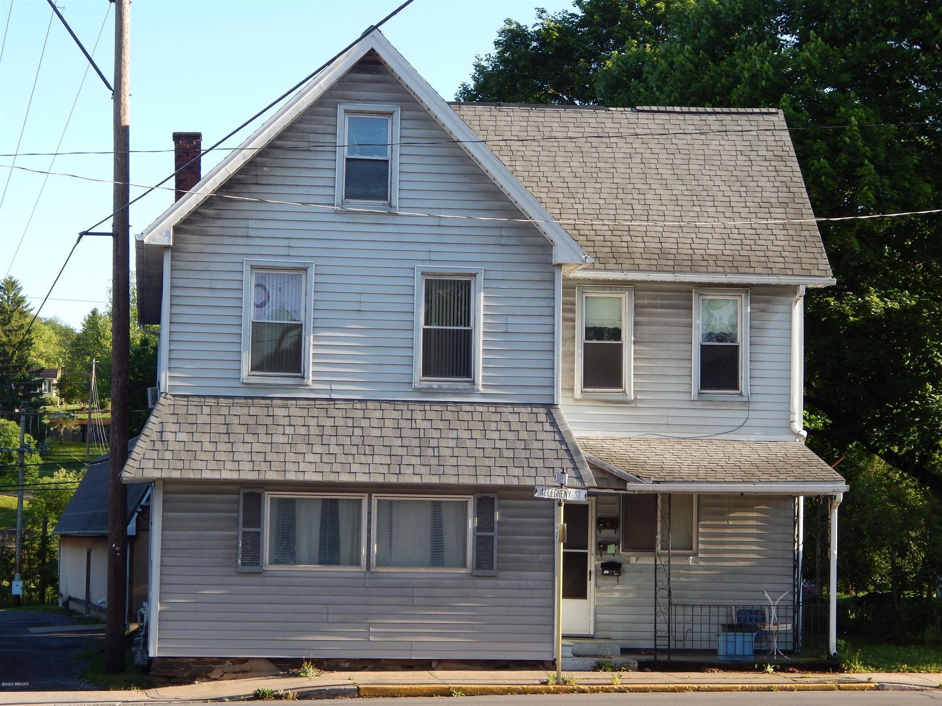1242 ALLEGHENY STREET, Jersey Shore, PA 17740 - #: WB-90289