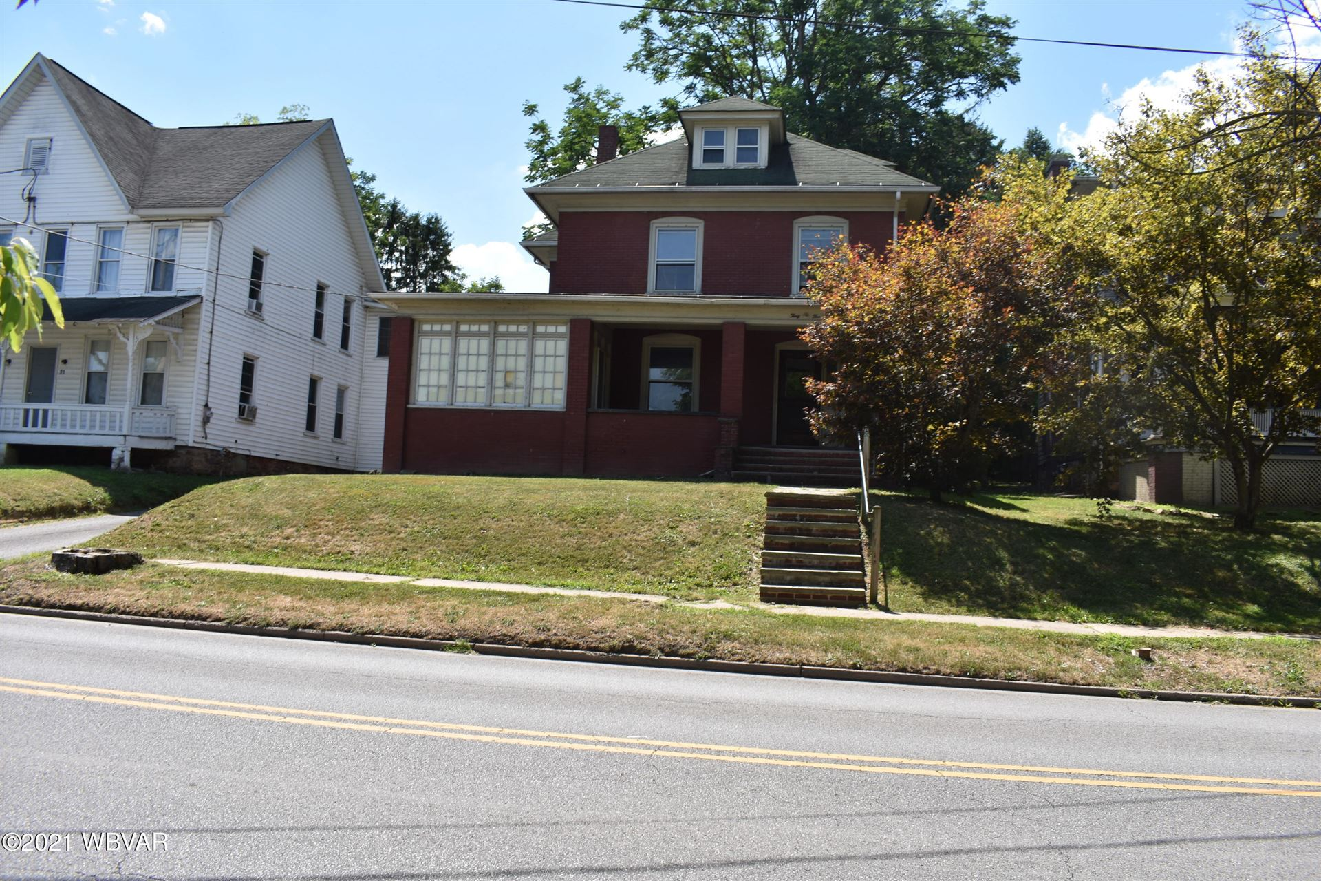 35 N FAIRVIEW STREET, Lock Haven, PA 17745 - #: WB-92289
