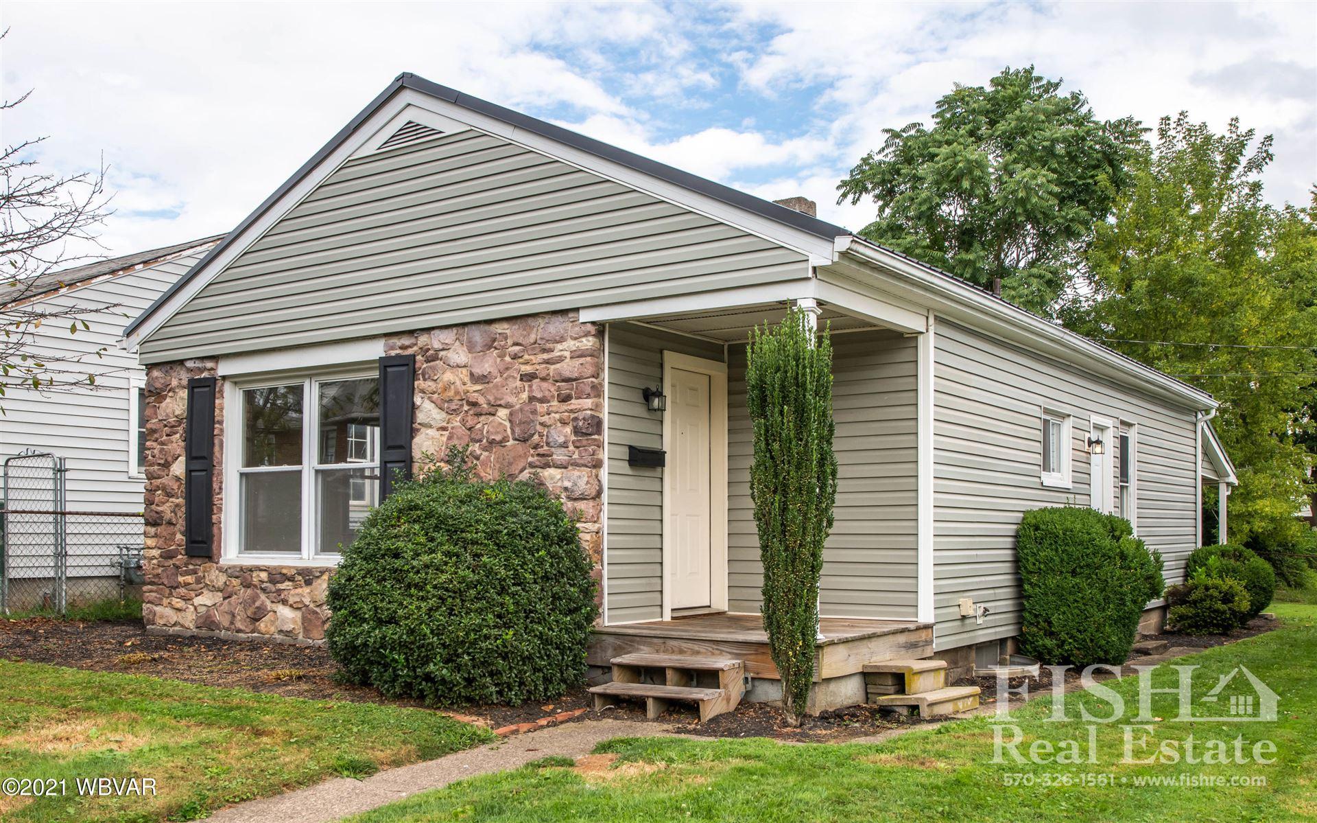 1120 FRANKLIN STREET, Williamsport, PA 17701 - #: WB-93294