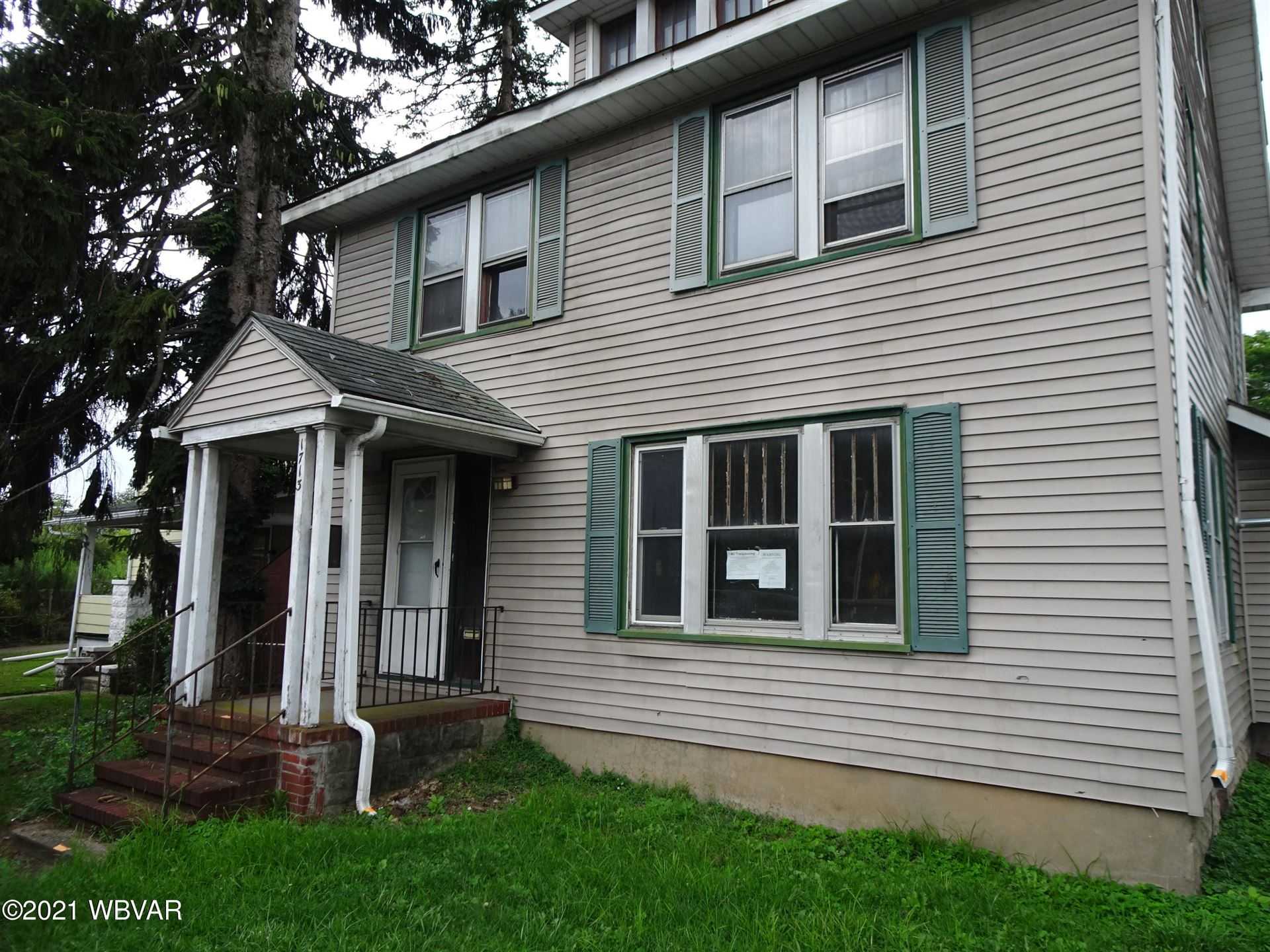 1713 LYCOMING CREEK ROAD, Williamsport, PA 17701 - #: WB-93296