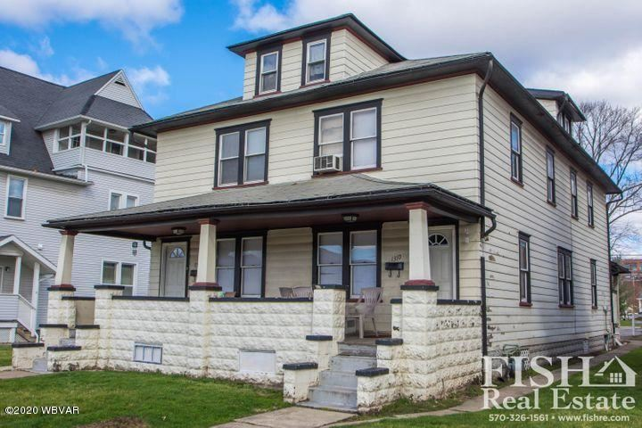 1310-1312 W 4TH STREET, Williamsport, PA 17701 - #: WB-91297