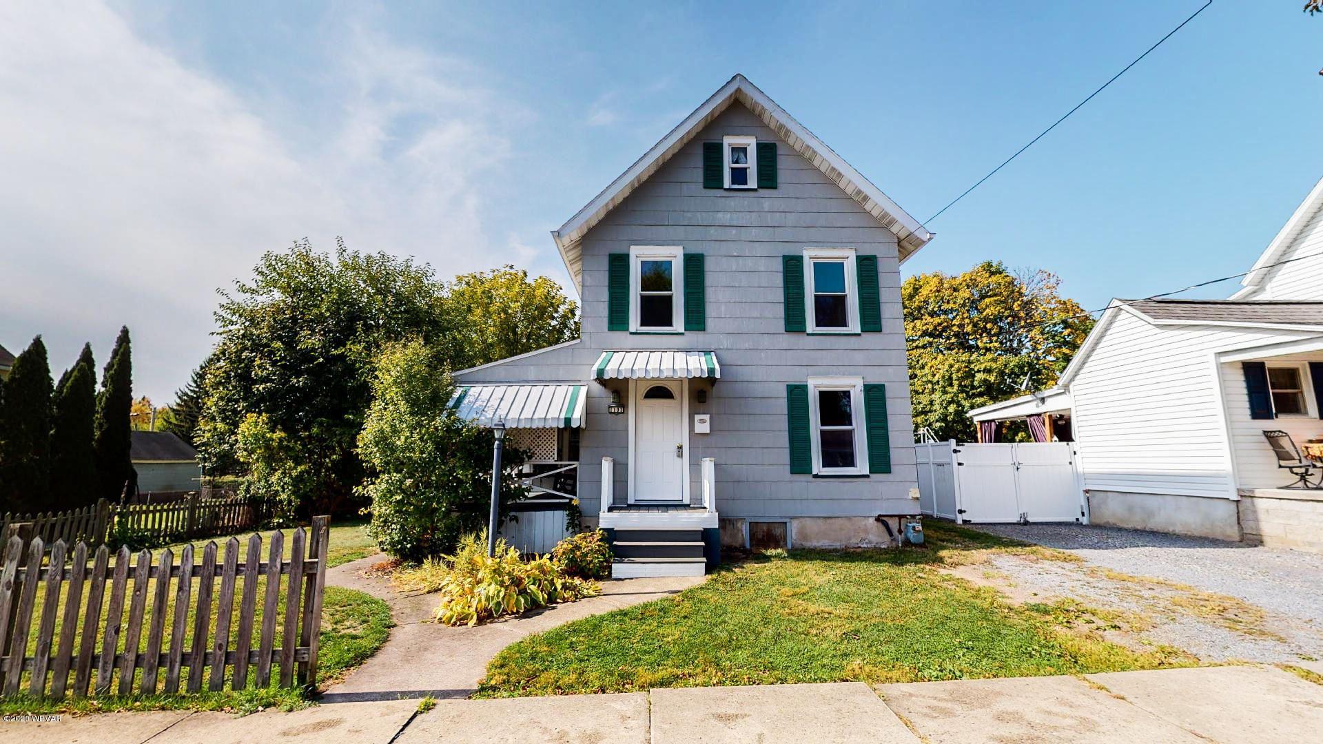 1107 SHERMAN STREET, Williamsport, PA 17701 - #: WB-91304