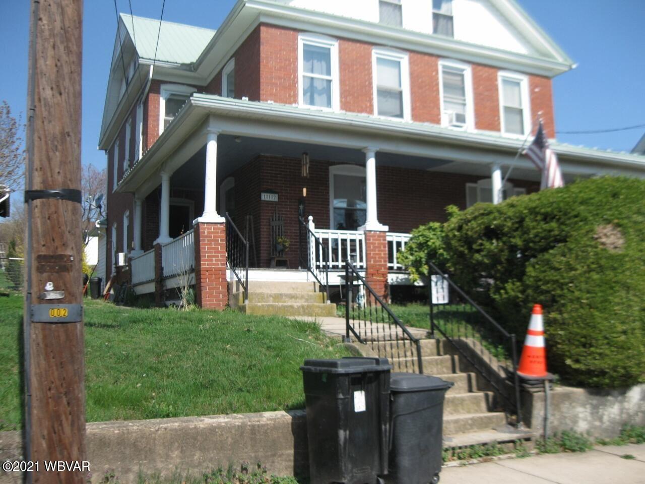 112-114 E HOUSTON AVENUE, Montgomery, PA 17752 - #: WB-92315
