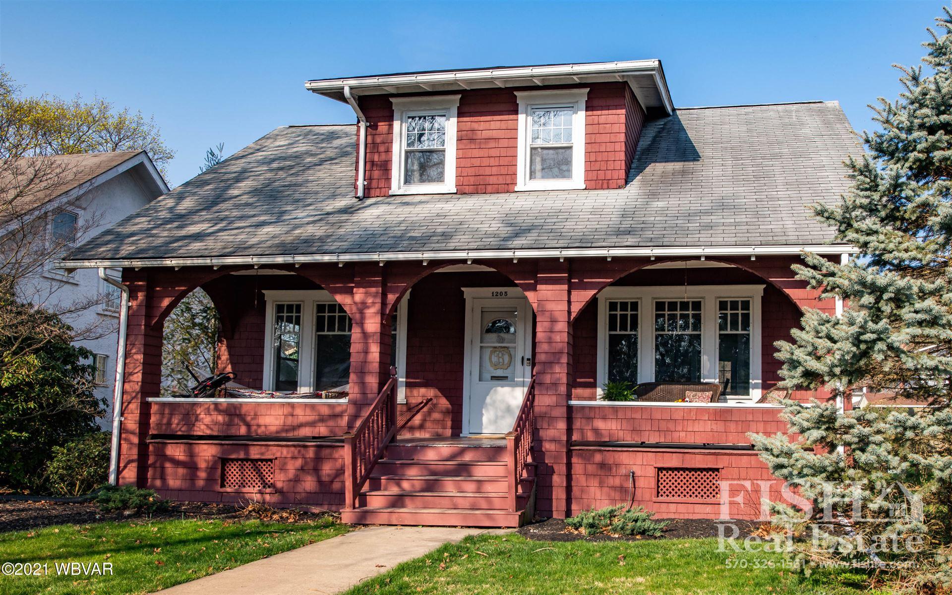 1205 LOCUST STREET, Williamsport, PA 17701 - #: WB-92318