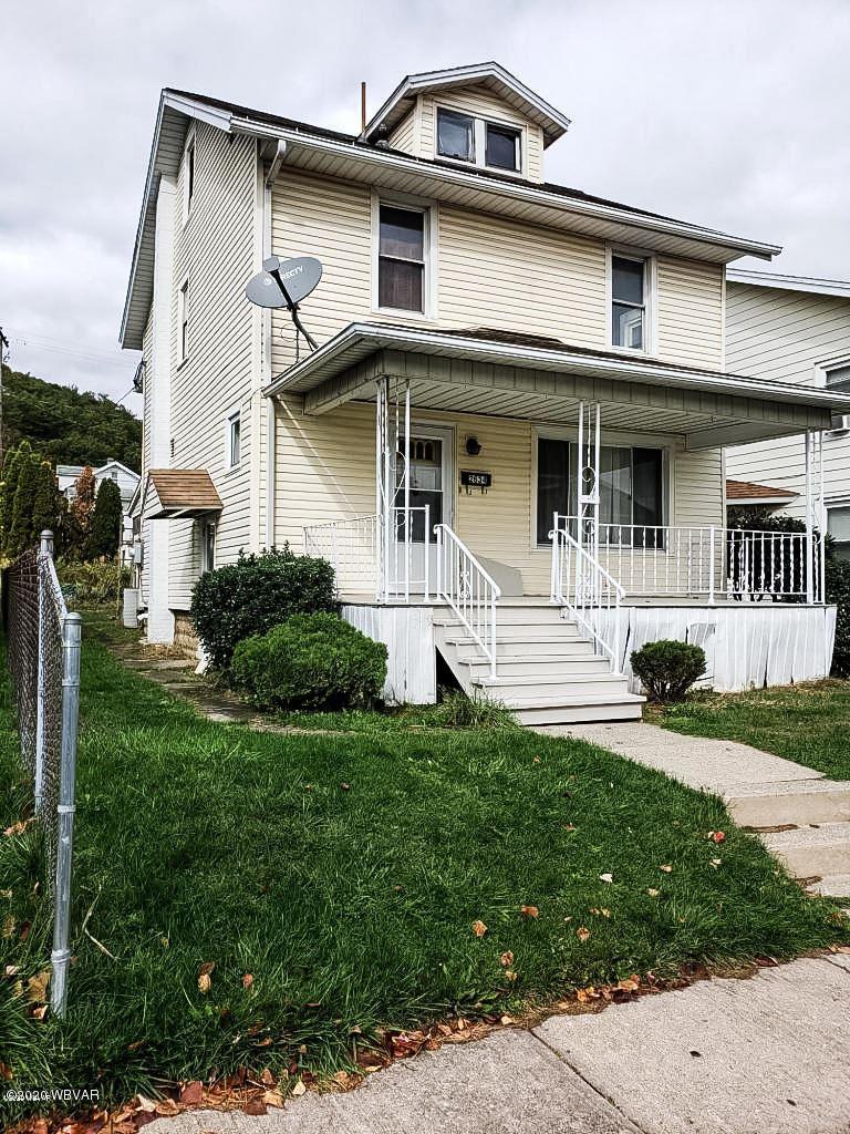 2634 GRAND STREET, Williamsport, PA 17701 - #: WB-91319