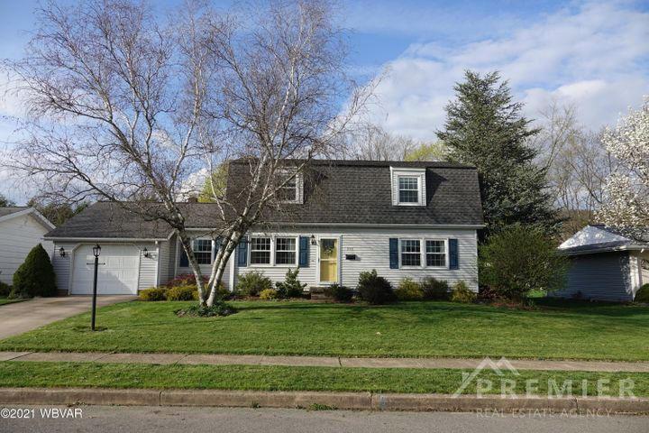 1113 WEAVER STREET, Montoursville, PA 17754 - #: WB-92319