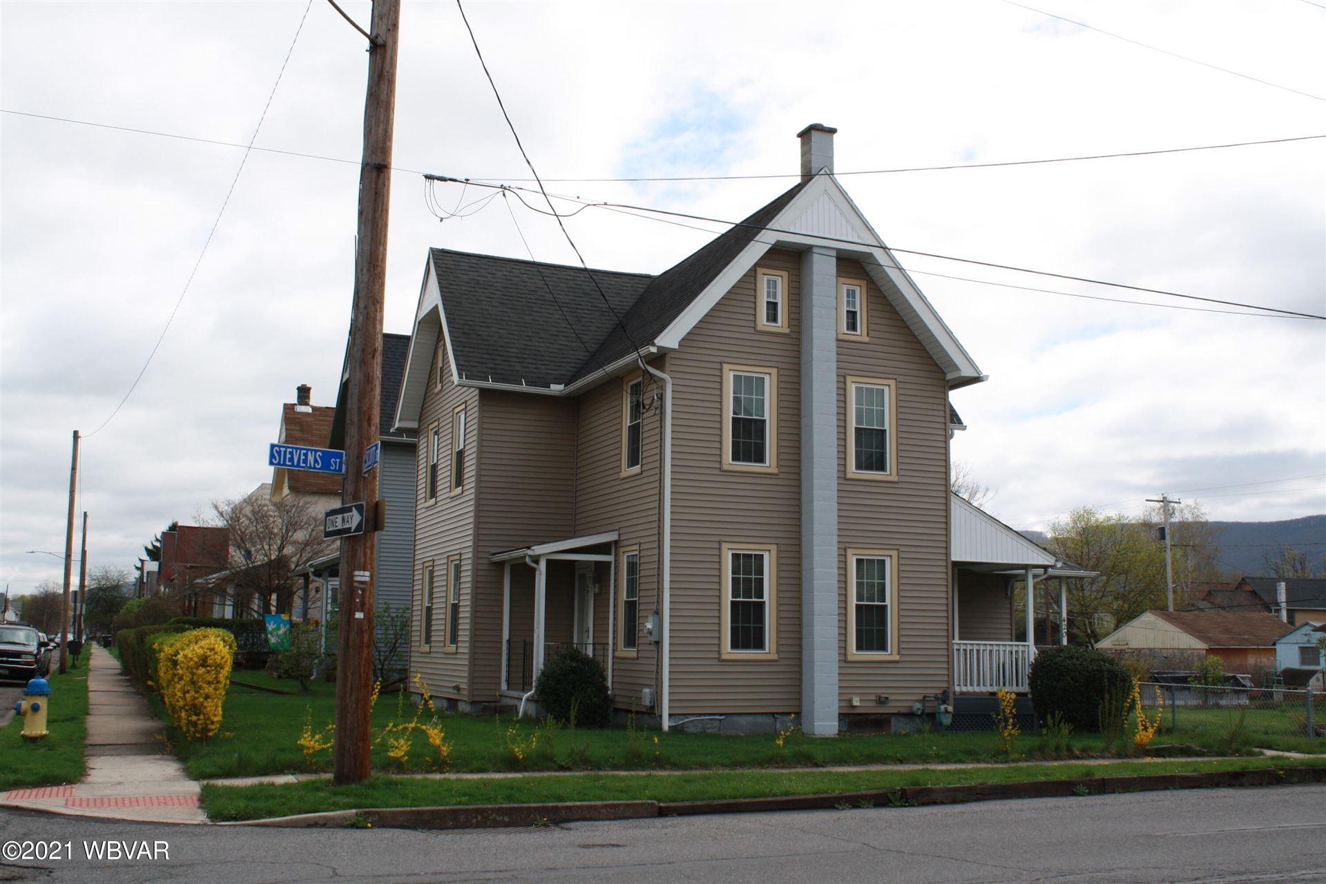420 STEVENS STREET, Williamsport, PA 17701 - #: WB-92325