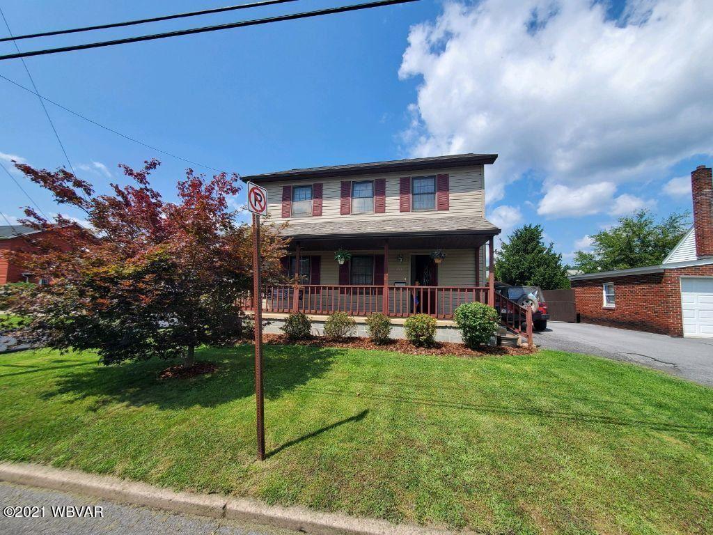 867 W BALD EAGLE STREET, Lock Haven, PA 17745 - #: WB-93332