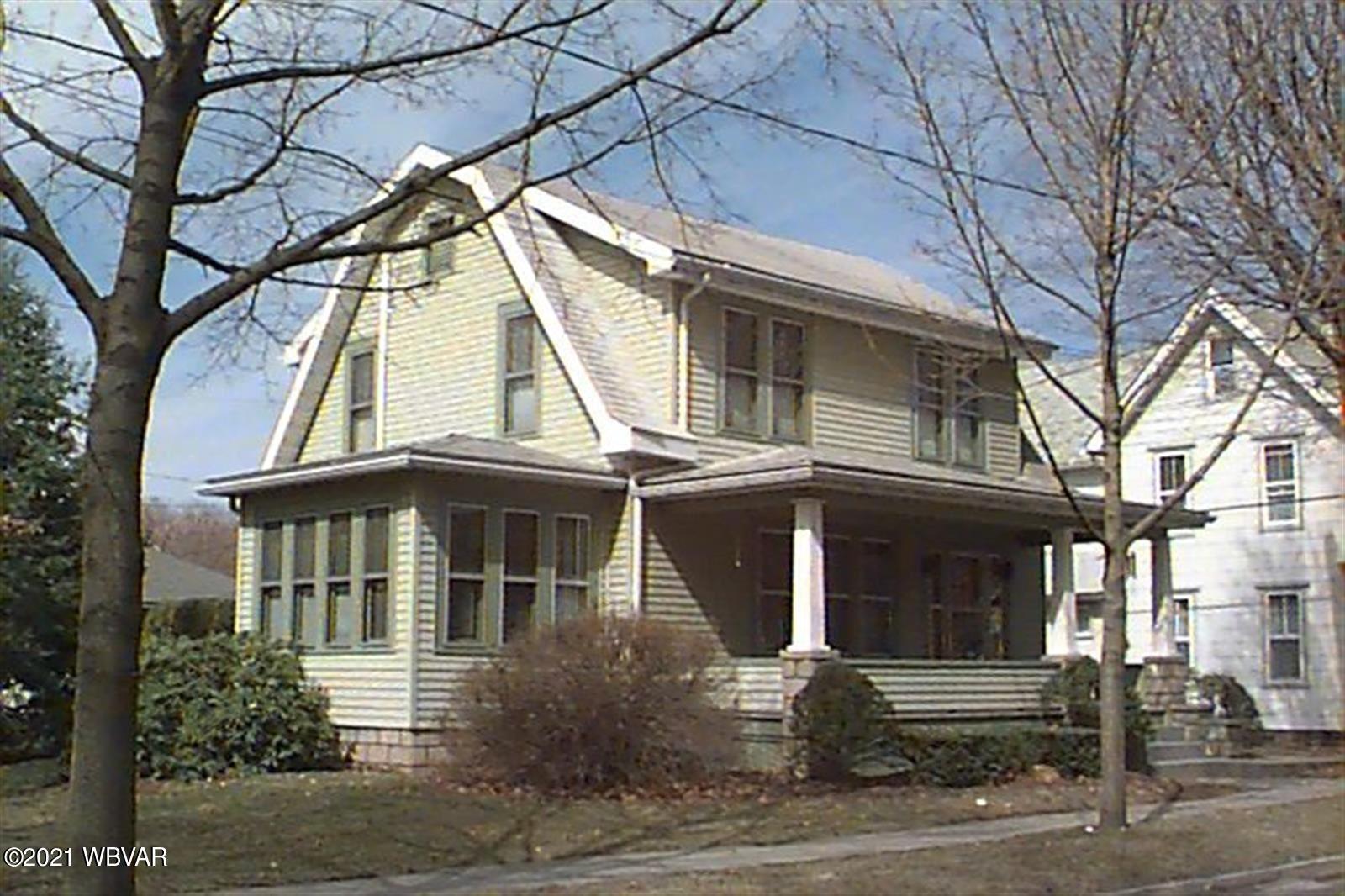 213 N MONTOUR STREET, Montoursville, PA 17754 - #: WB-93334