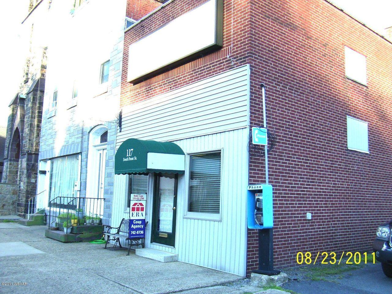 117 S FRONT STREET, Milton, PA 17847 - #: WB-63336
