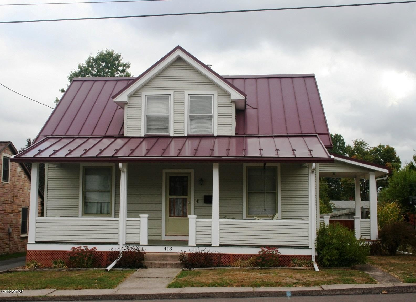 413 S WASHINGTON STREET, Muncy, PA 17756 - #: WB-91338