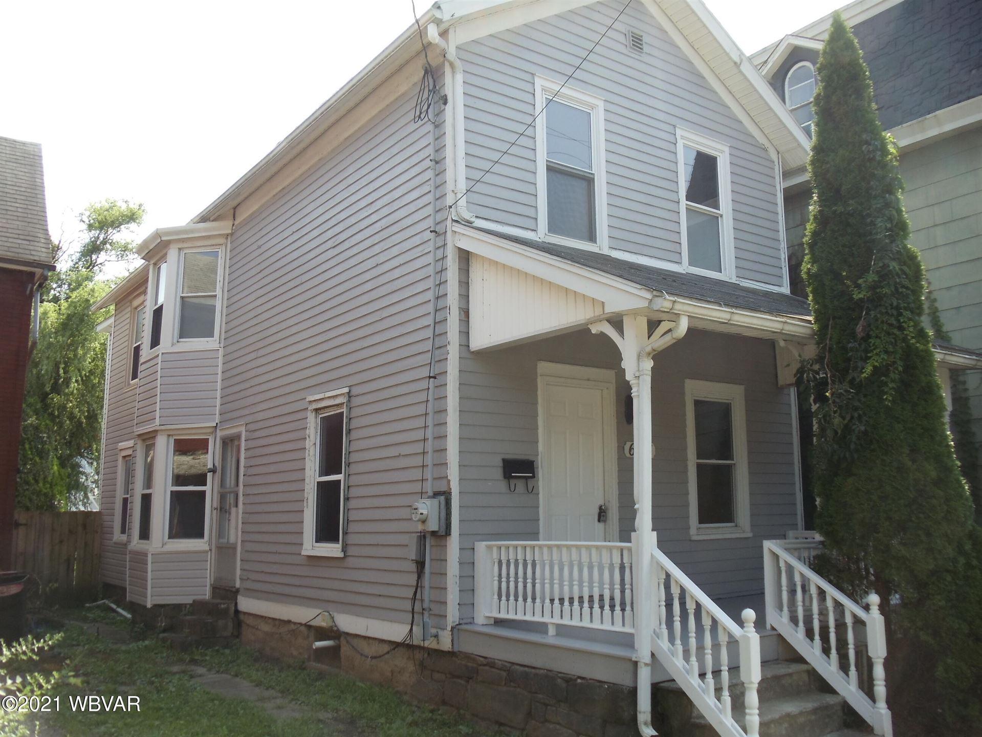 633 GRACE STREET, Williamsport, PA 17701 - #: WB-93338