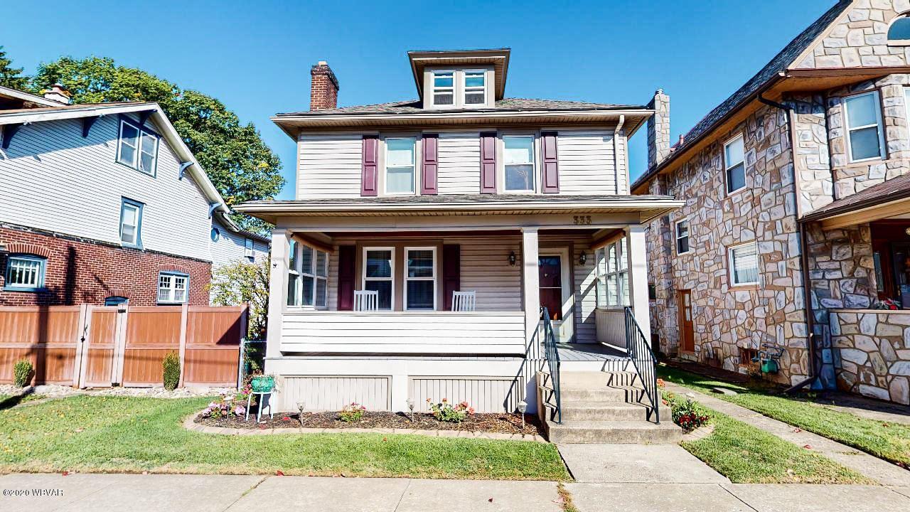 333 LYONS AVENUE, Williamsport, PA 17701 - #: WB-91339