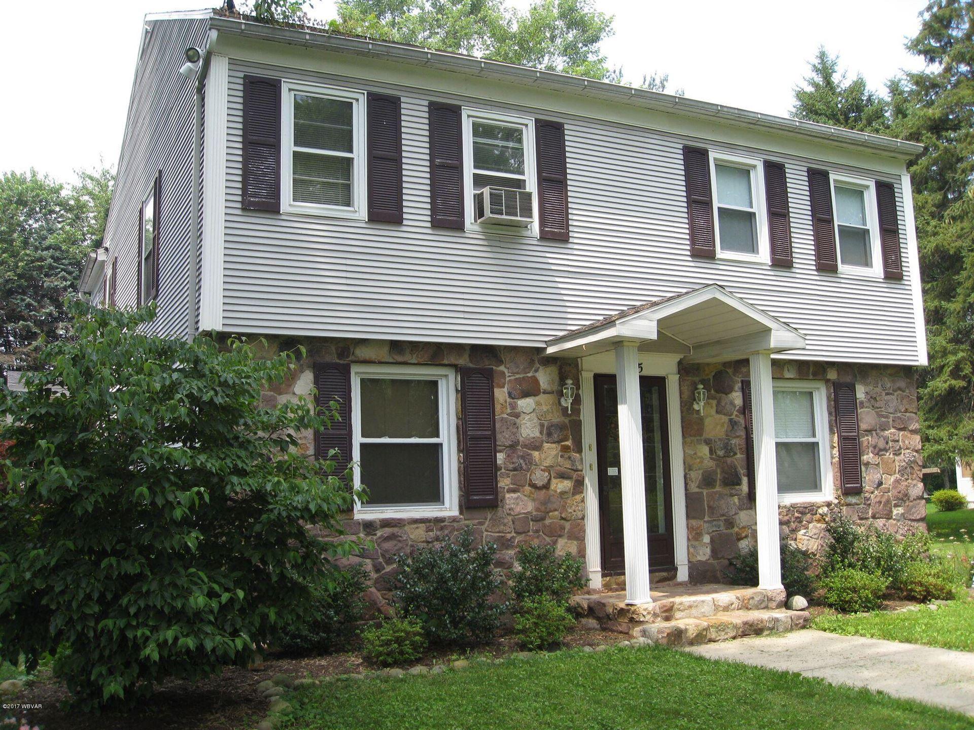 2923 WOODRUFF AVENUE, Williamsport, PA 17701 - #: WB-81341