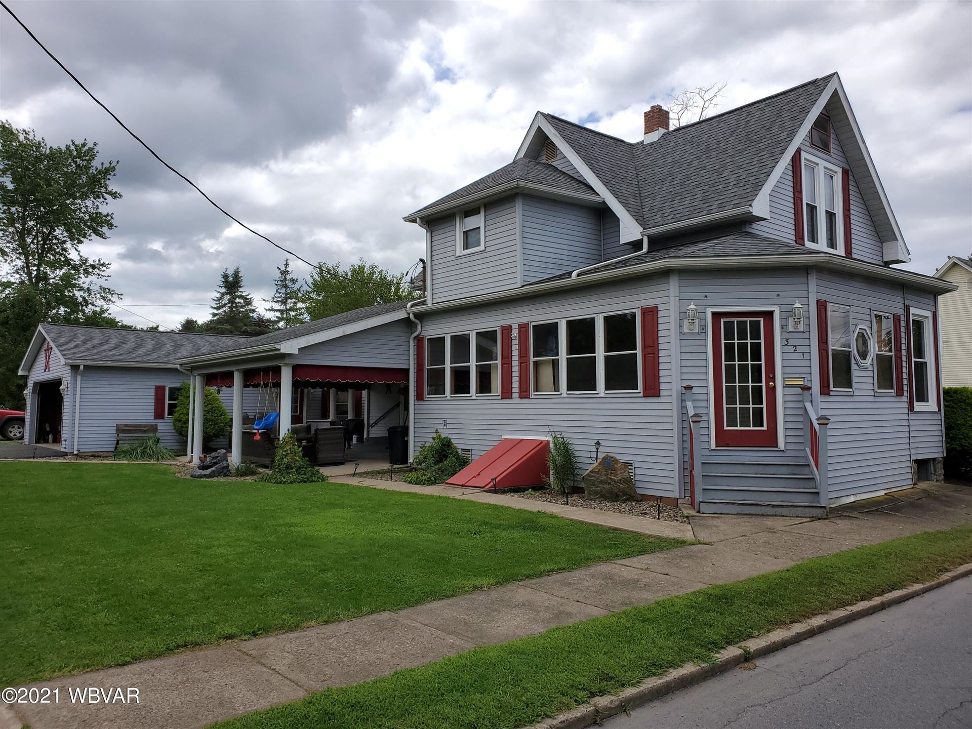 321 CEMETERY STREET, Jersey Shore, PA 17740 - #: WB-93346