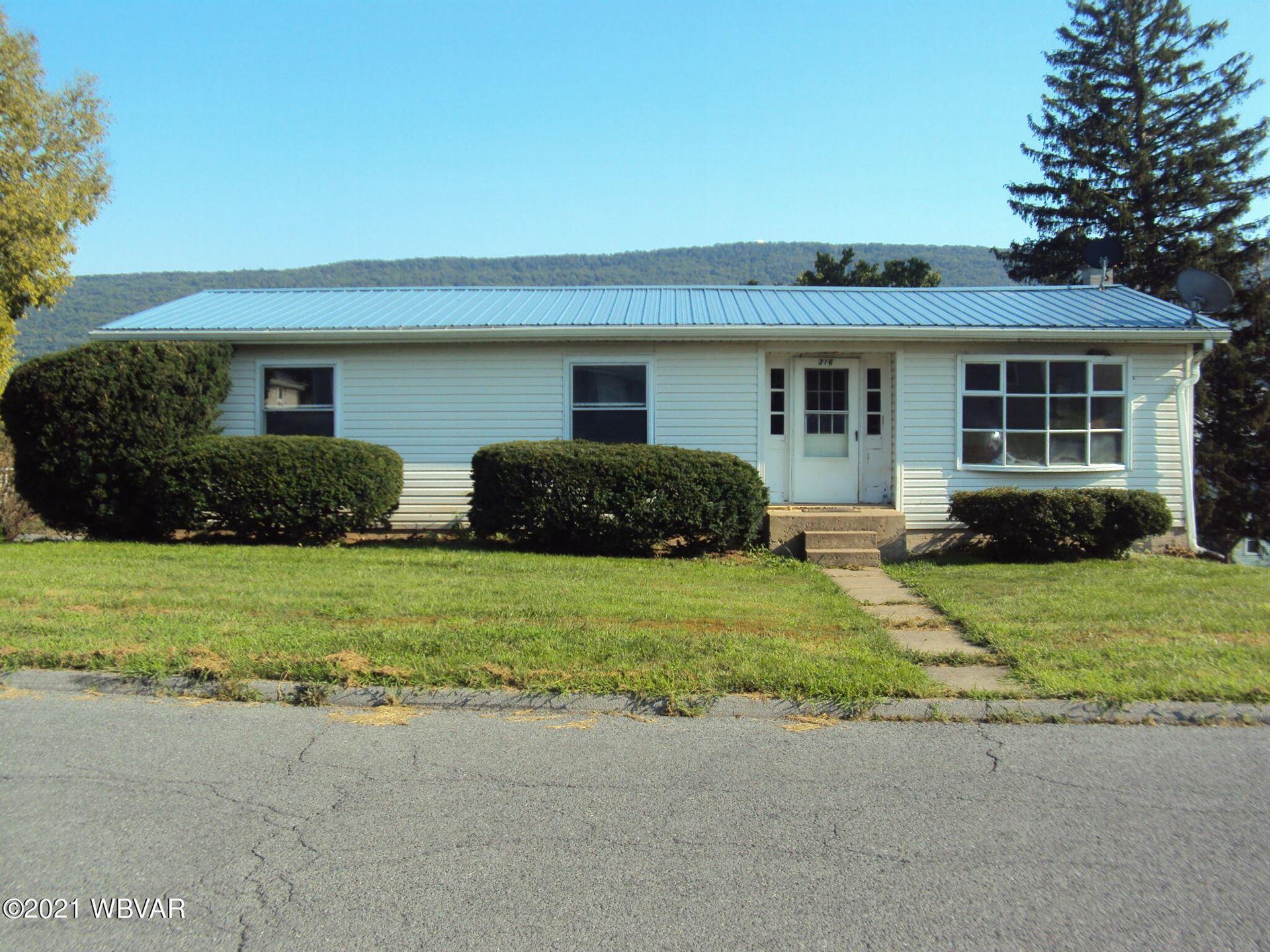 316 LINDEN STREET, Lock Haven, PA 17745 - #: WB-93347