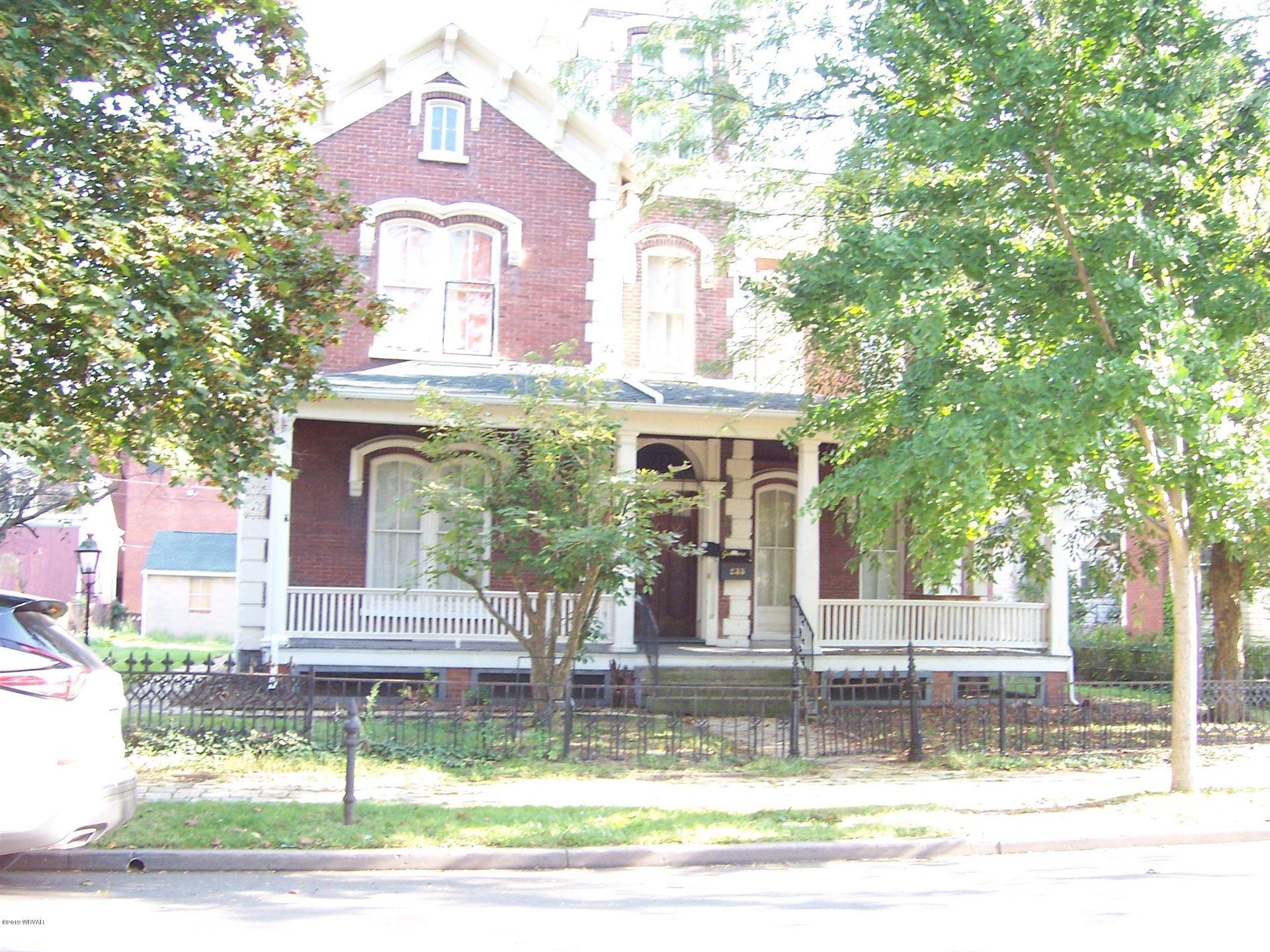 W 233 Church Street, Lock Haven, PA 17745 - #: WB-87350