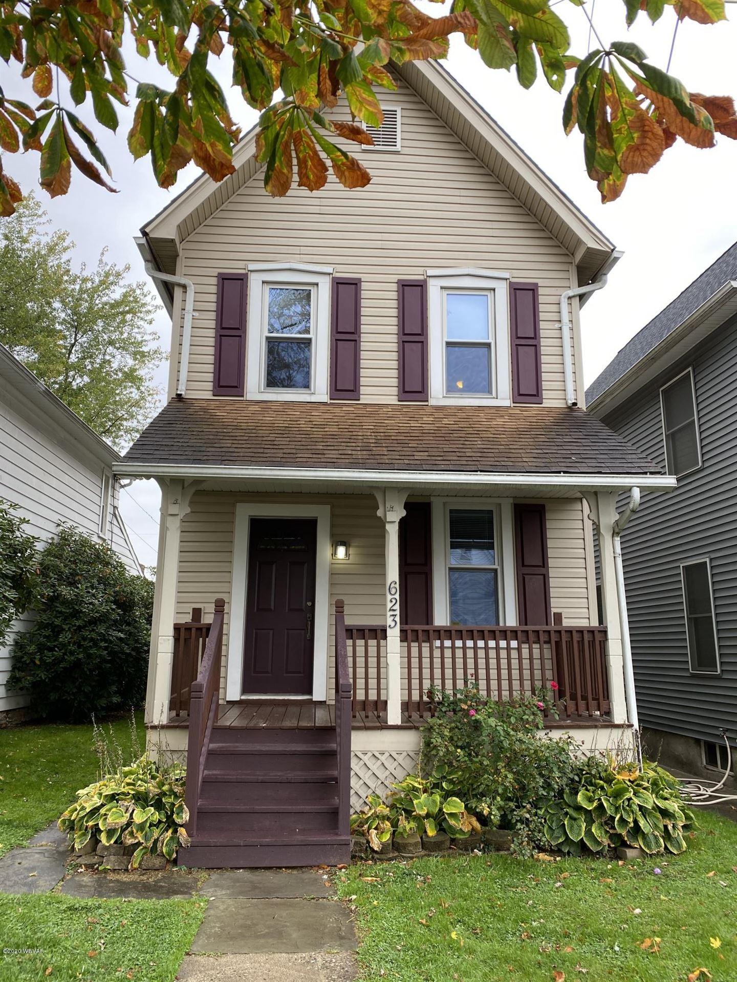 623 6TH AVENUE, Williamsport, PA 17701 - #: WB-91354