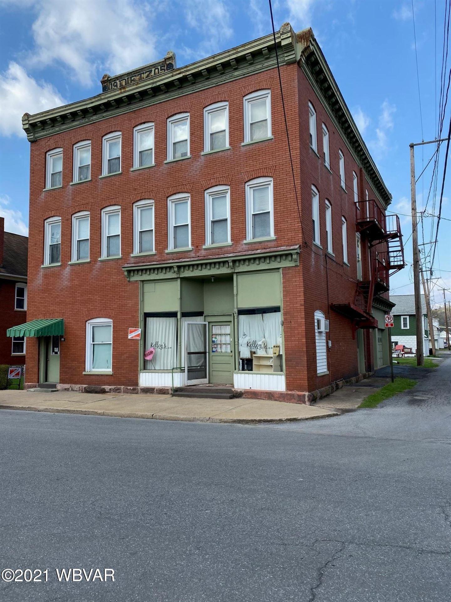 115 N GROVE STREET, Lock Haven, PA 17745 - #: WB-92358