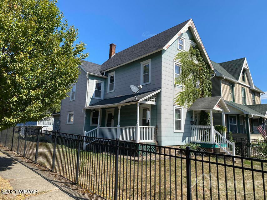 1064 HIGH STREET, Williamsport, PA 17701 - #: WB-91364