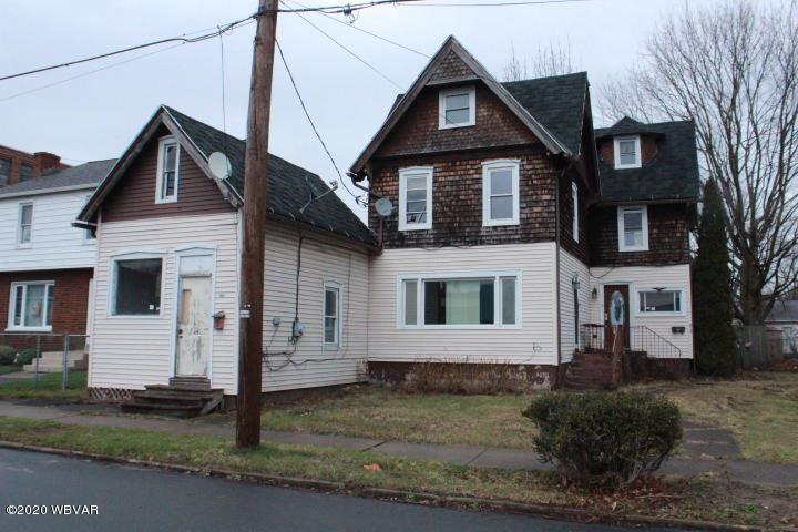 512-514 Cemetery Street, Williamsport, PA 17701 - #: WB-89370