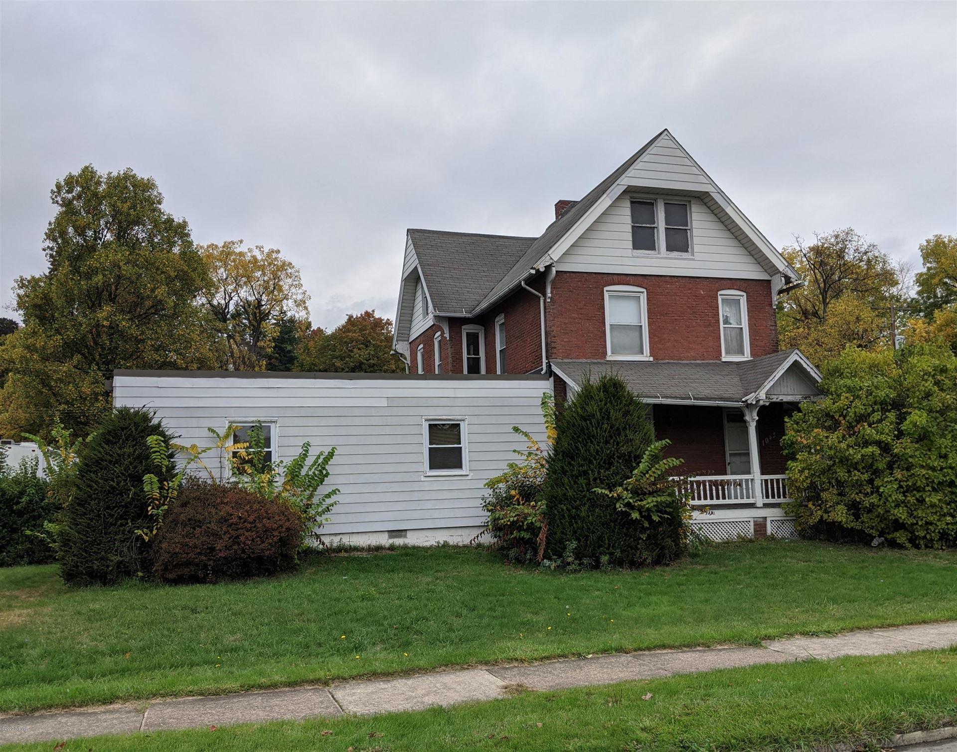1042 HIGH STREET, Williamsport, PA 17701 - #: WB-91386