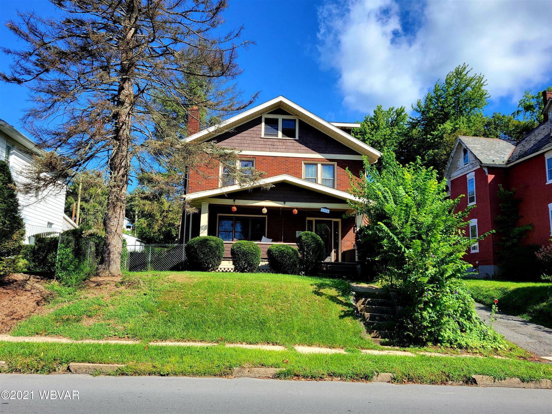 1254 HIGH STREET, Williamsport, PA 17701 - #: WB-93387