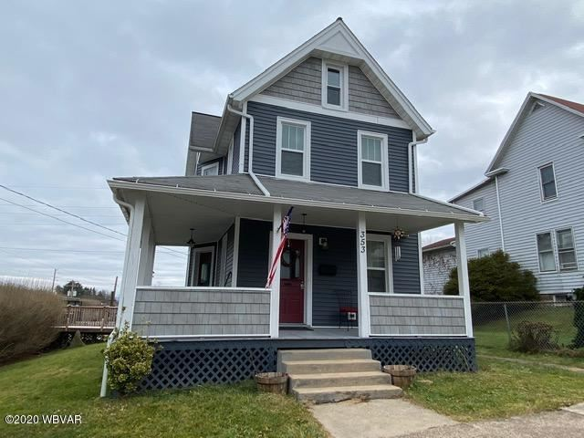 353 CLARK STREET, South Williamsport, PA 17702 - #: WB-89390