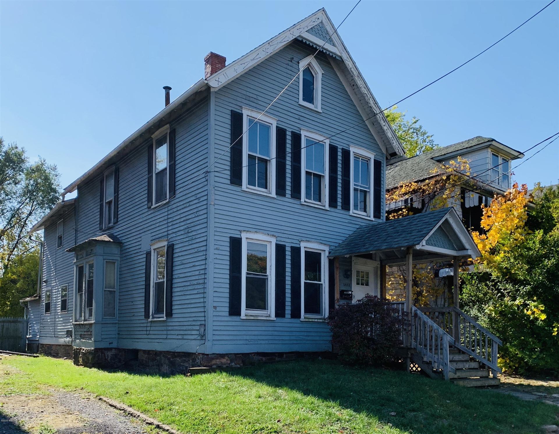 1413 W 4TH STREET, Williamsport, PA 17701 - #: WB-91391