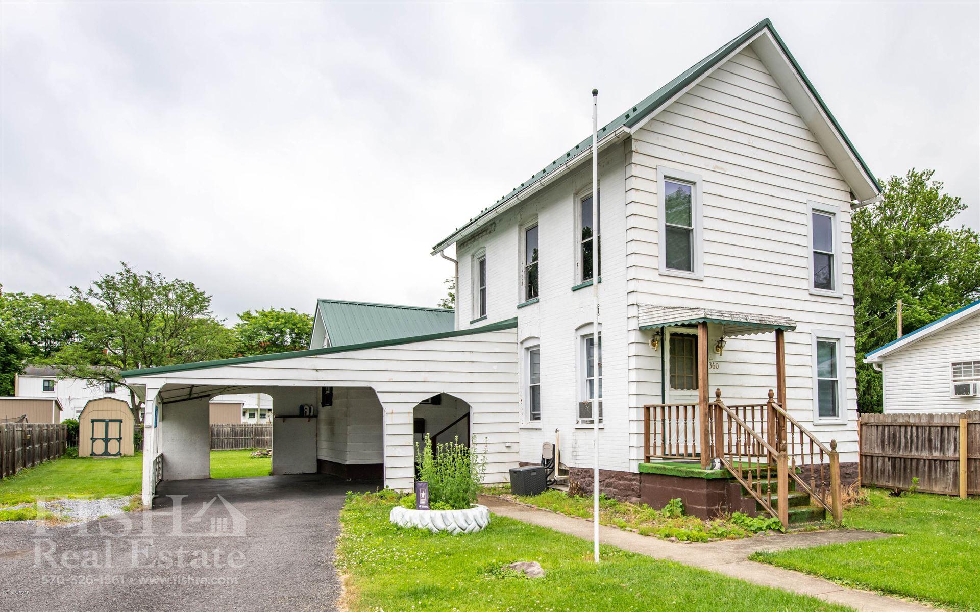 360 W PARK STREET, Lock Haven, PA 17745 - #: WB-90392