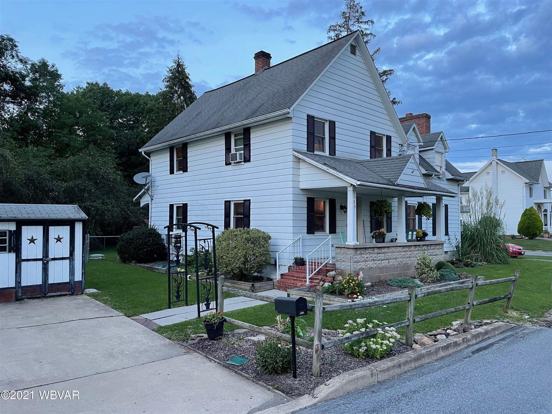 1739 POND ROAD, Muncy, PA 17756 - #: WB-93392