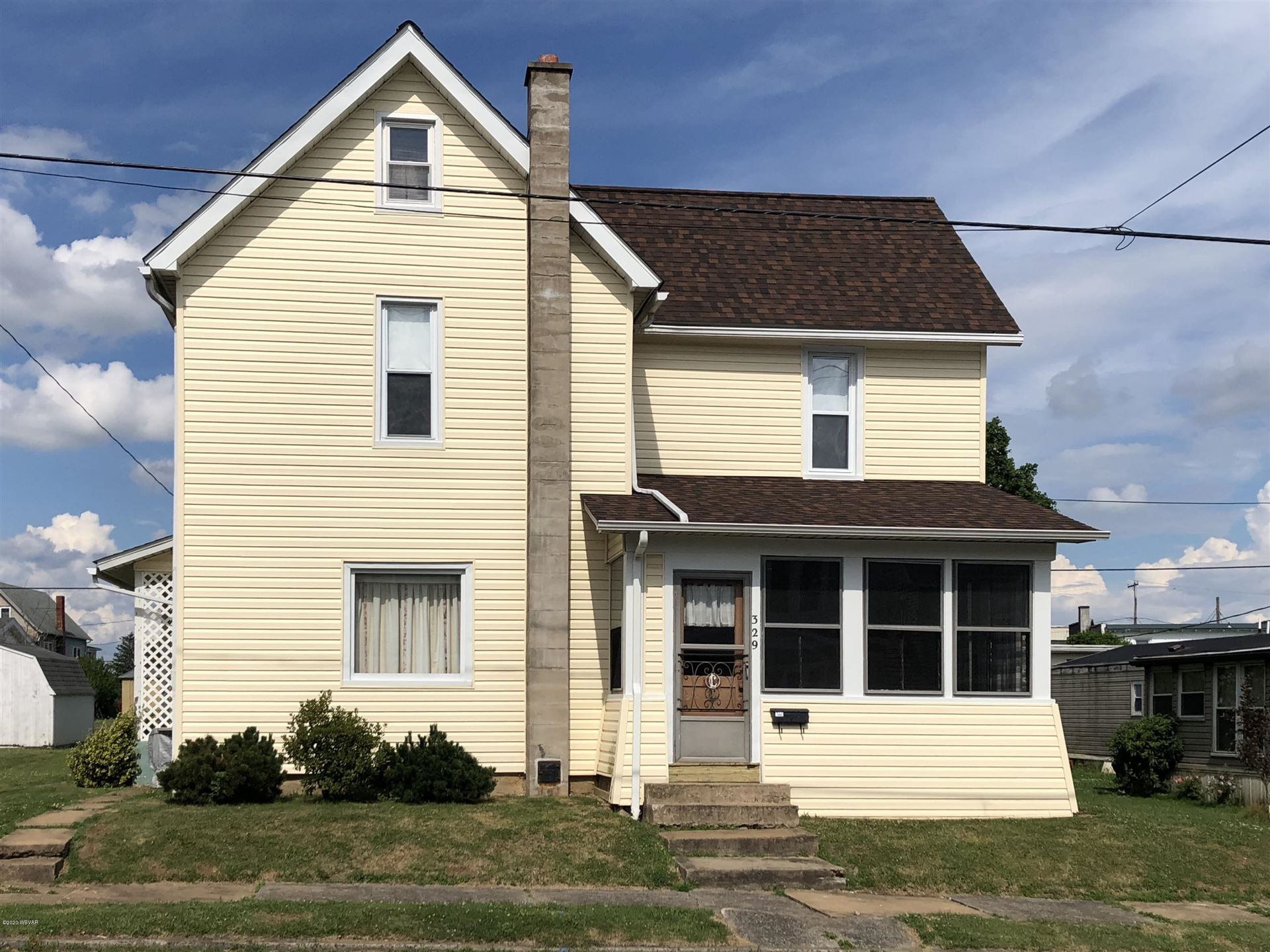 329 GLOVER STREET, Jersey Shore, PA 17740 - #: WB-90395
