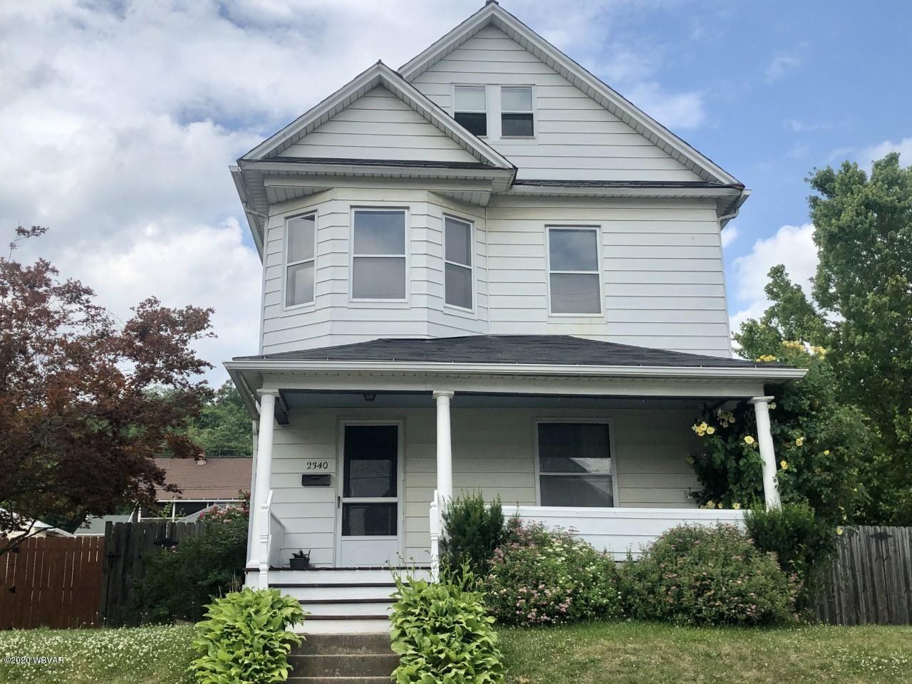 2340 NEWBERRY STREET, Williamsport, PA 17701 - #: WB-90405