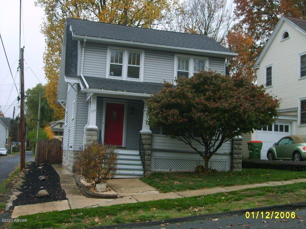 719 6TH AVENUE, Williamsport, PA 17701 - #: WB-91417