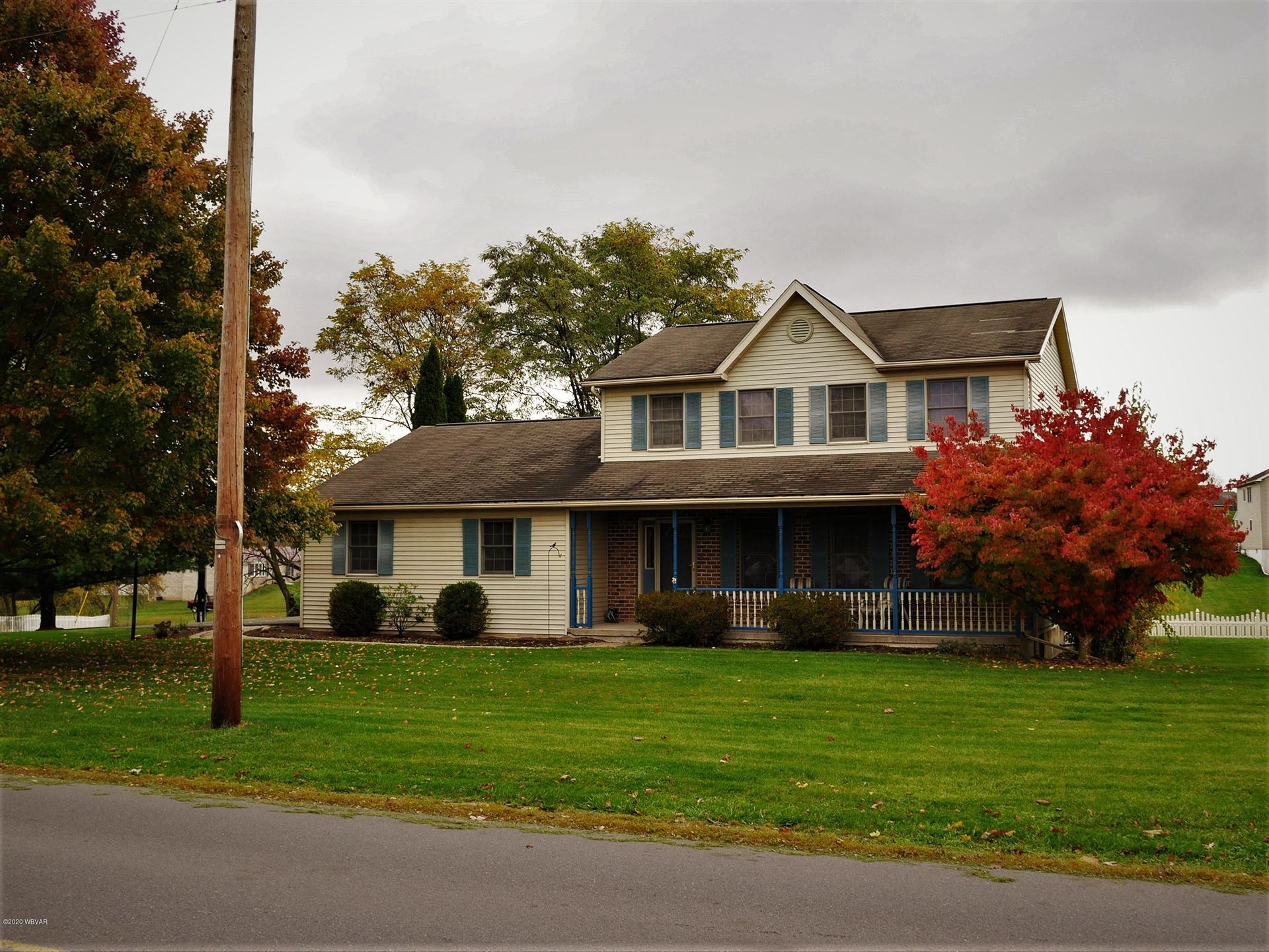 455 GOLF COURSE ROAD, Milton, PA 17847 - #: WB-91422