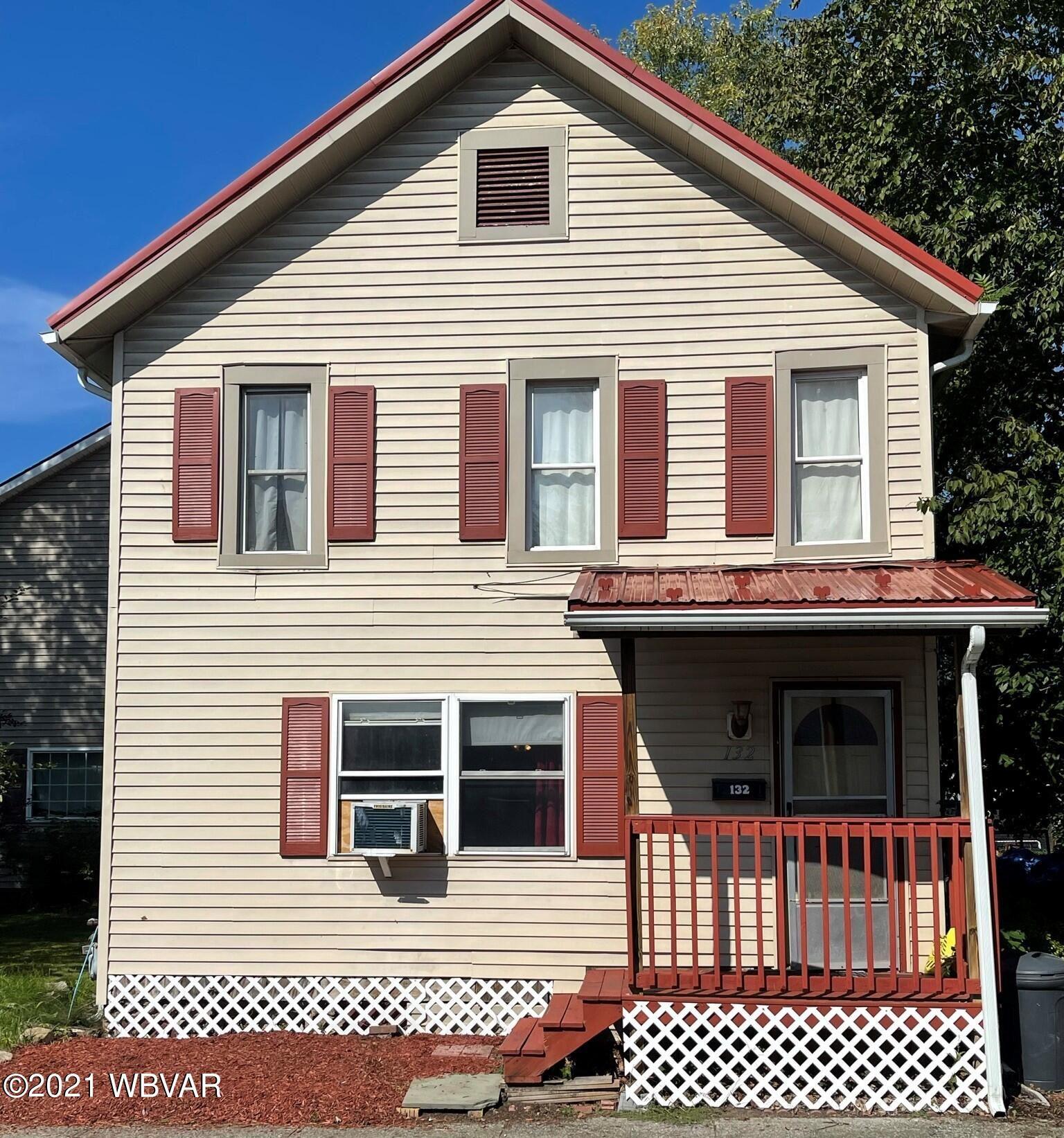 132 S BROAD STREET, Jersey Shore, PA 17740 - #: WB-93423