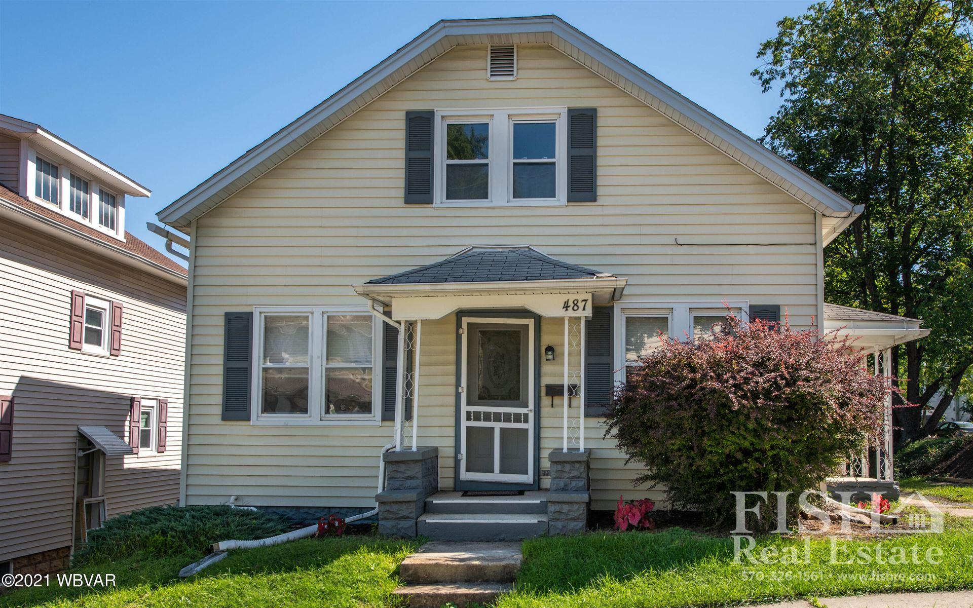 487 WINTHROP STREET, South Williamsport, PA 17702 - #: WB-93427