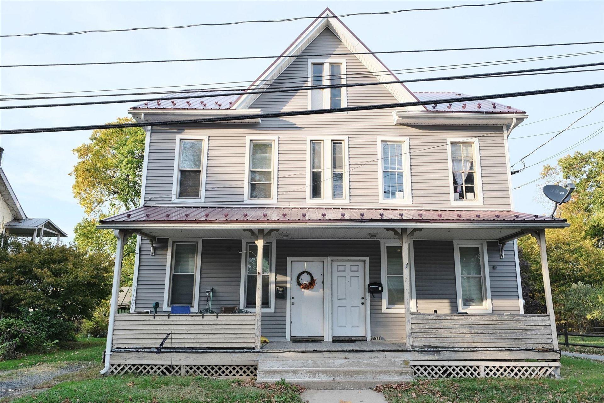119-121 E PENN STREET, Muncy, PA 17756 - #: WB-91430