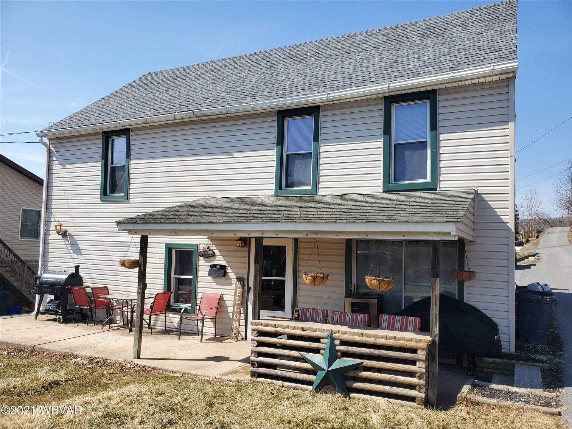 316 REAR JAMES STREET, Flemington, PA 17745 - #: WB-90440