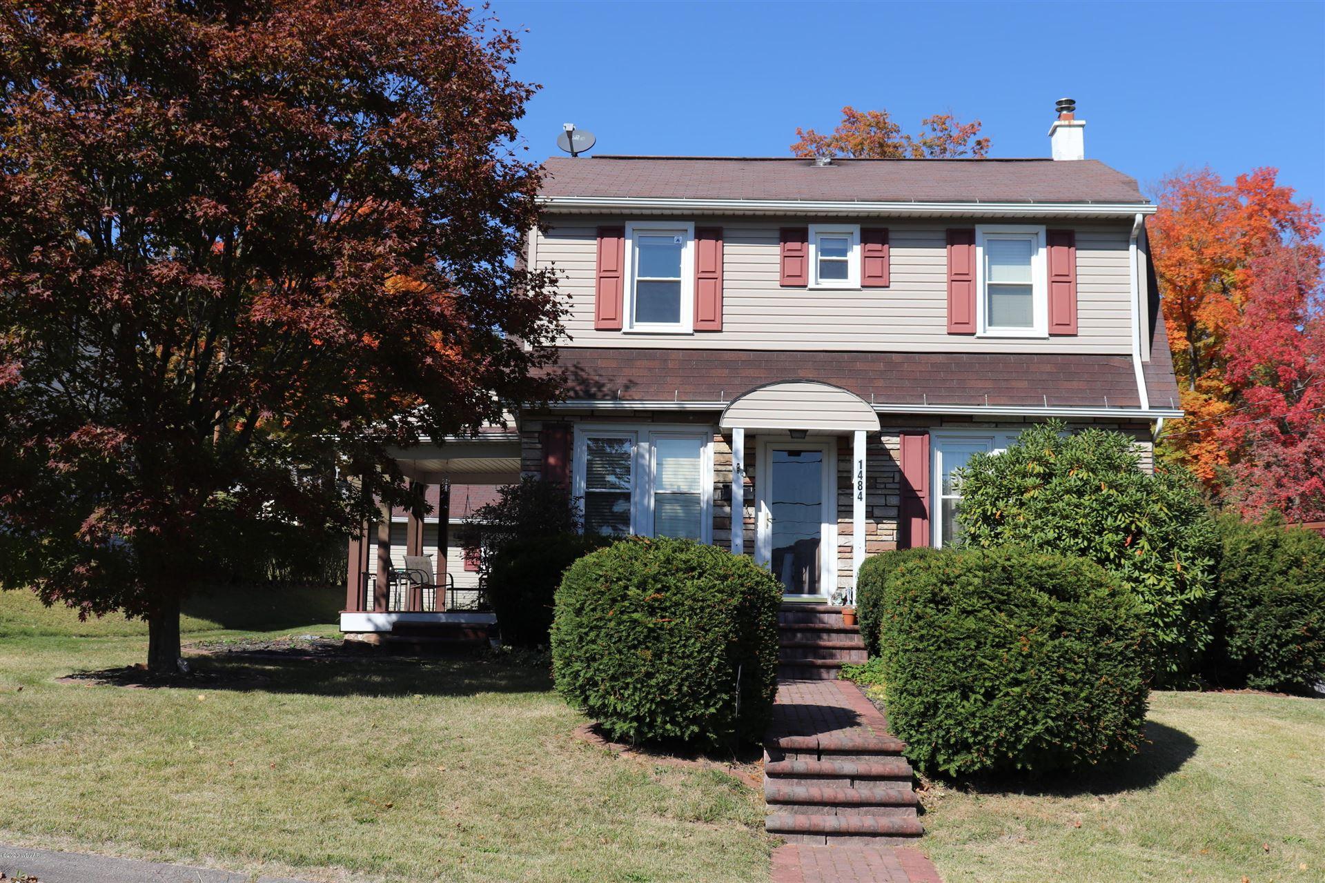 1484 MT CARMEL STREET, Williamsport, PA 17701 - #: WB-91441