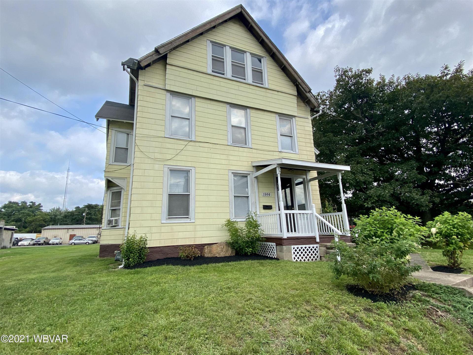 1906 W THIRD STREET, Williamsport, PA 17701 - #: WB-93451