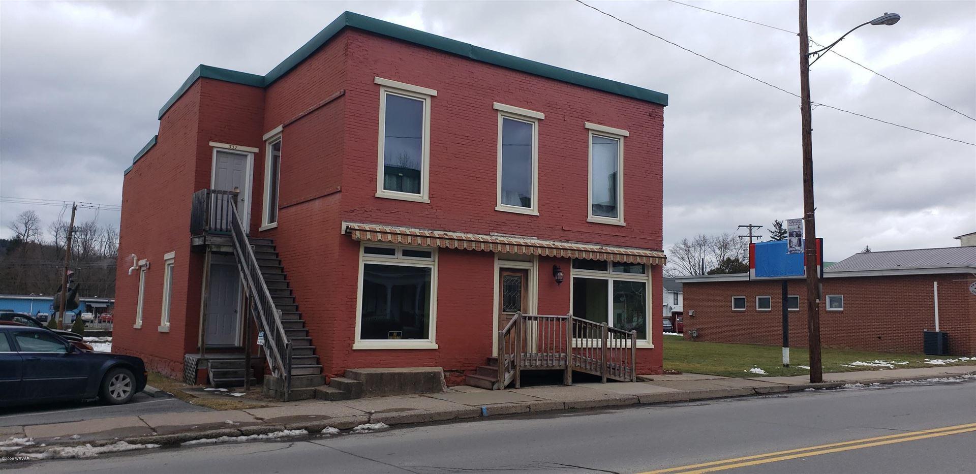 328 ALLEGHENY STREET, Jersey Shore, PA 17740 - #: WB-89456