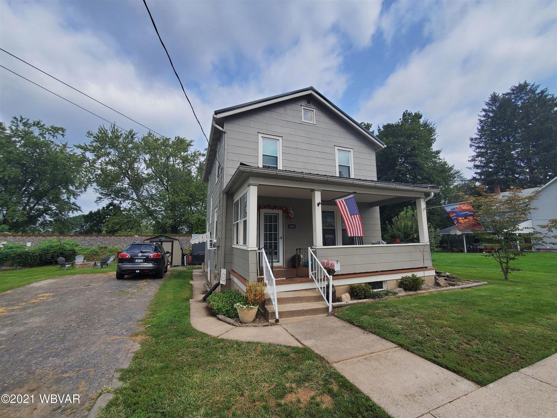 2650 RIVERSIDE DRIVE, Duboistown, PA 17702 - #: WB-93459